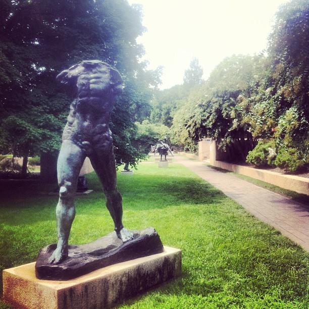 Hirshhorne Sculpture Garden
