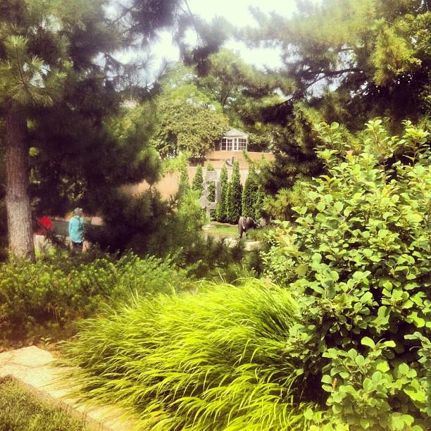 Hirshorne Sculpture Garden