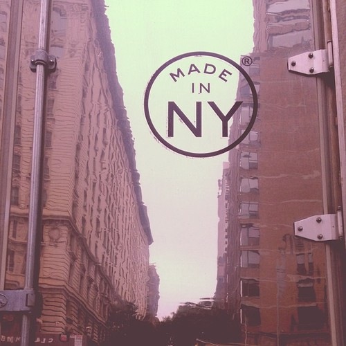Made In NY photo shot on the Upper West Side by Kari Hansbarger