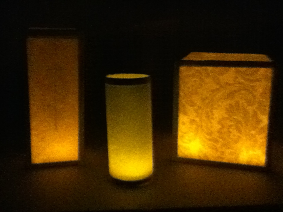 lamination and lanterns