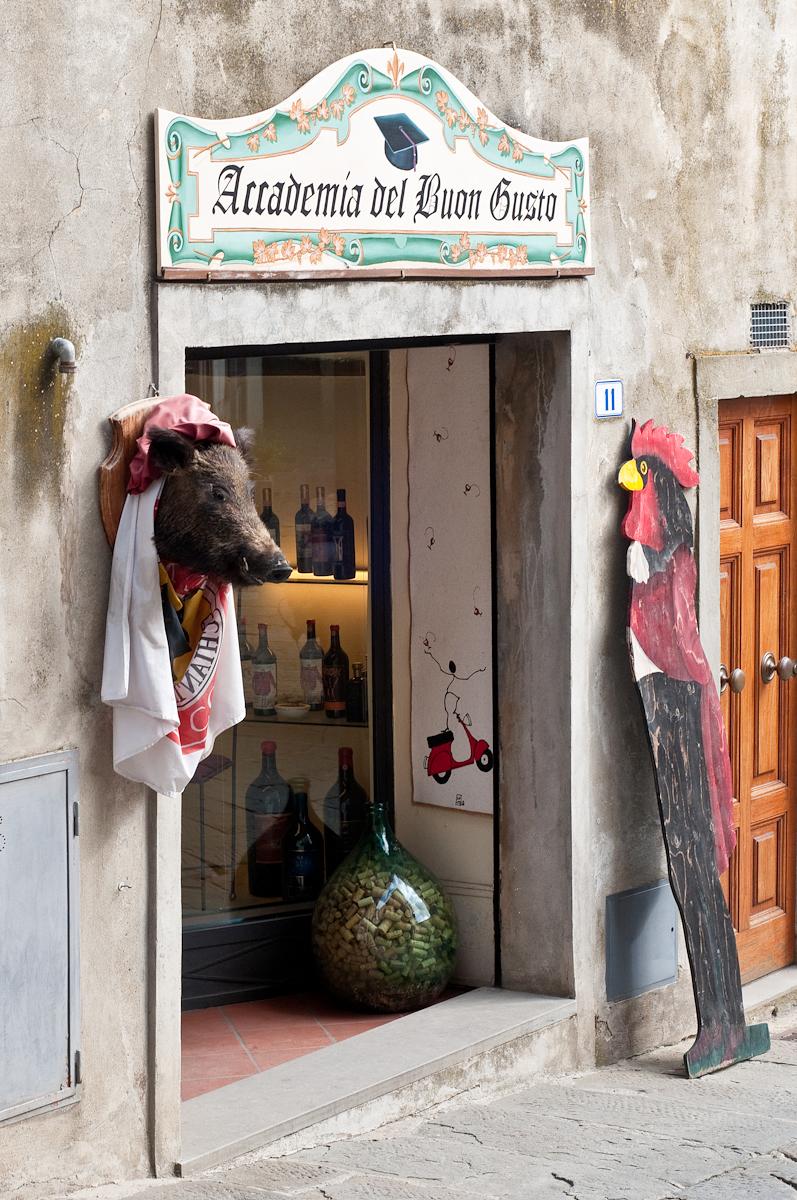 Accademia Del Buon Gusto- Panzano in Chianti