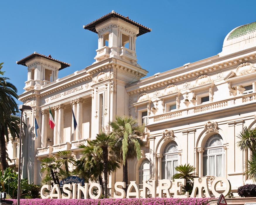 Sanremo's casino