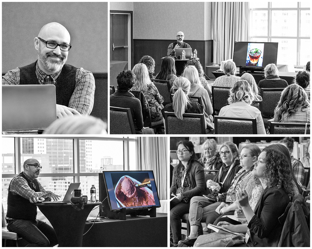 Andrew Scrivani FBC 2015 preconference food photography workshop