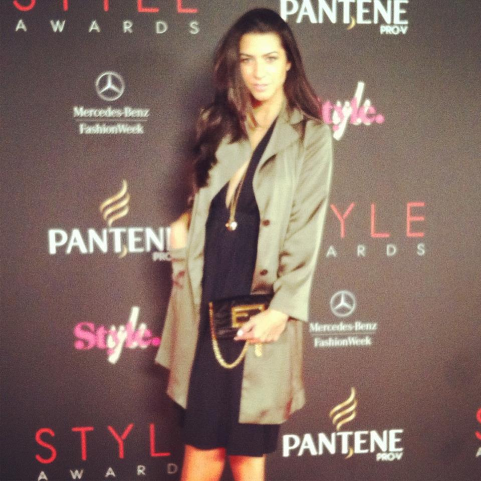 Jewelry Designer, Rebecca Paz - 9th Annual Style Awards at Lincoln Center