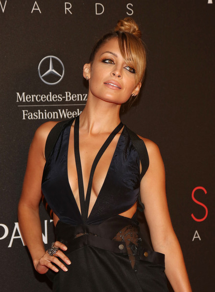 Nicole Richie - 9th Annual Style Awards at Lincoln Center - September 5, 2012