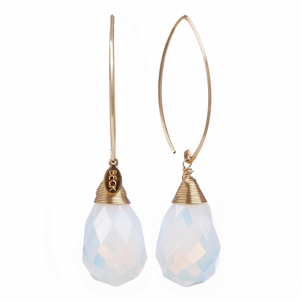 Our BECK classics in Opal... perfect summer accessory!