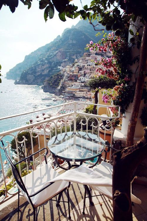 Positano.. one of my favorite Summer destinations