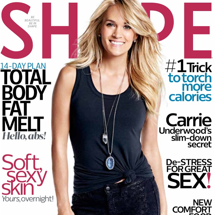 BECK Jewels: Featured in SHAPE Magazine!
