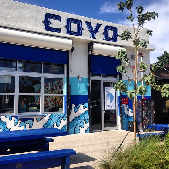 Coyo Taco... A must when visiting Wynwood