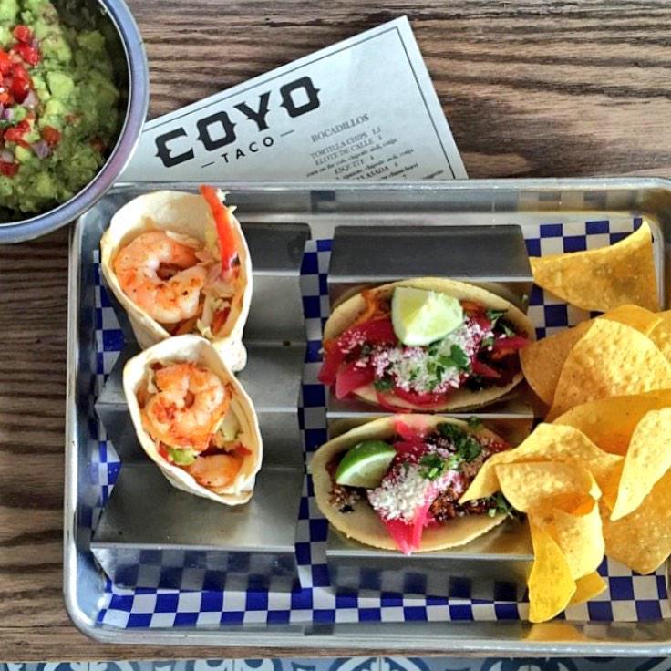 Tacos from Wayo Taco