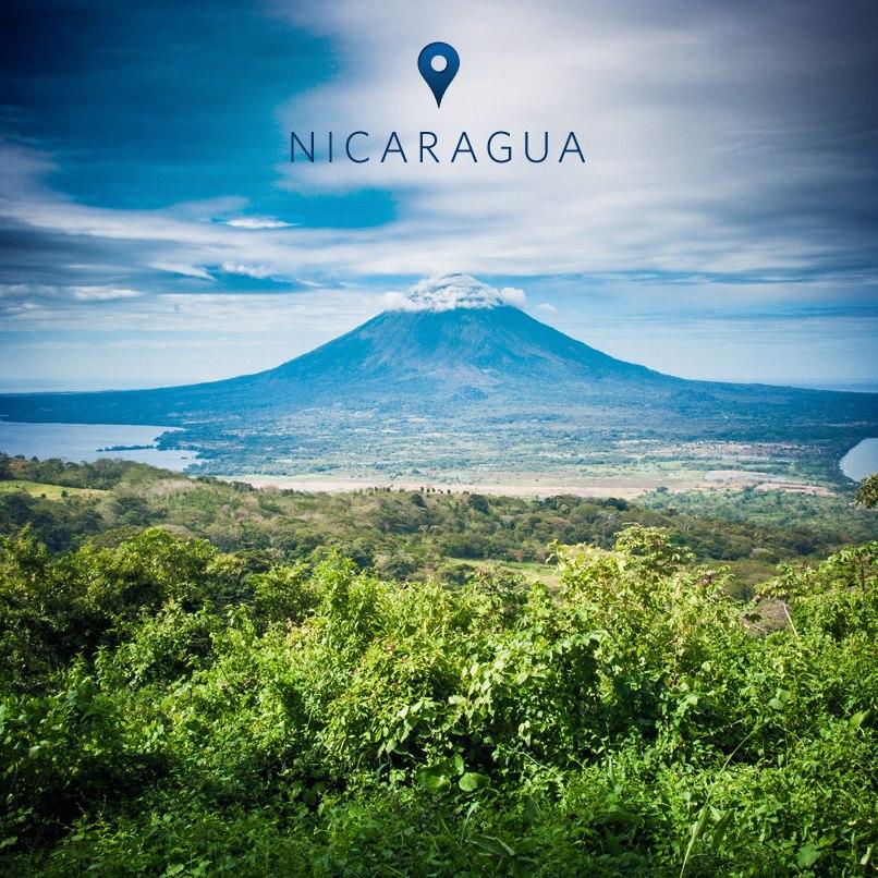 Island of Ometepe, Nicaragua
