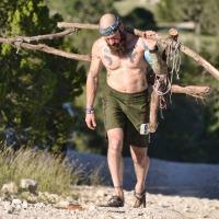 Hunter Gatherer Survival Run - California - Oct 3, 2015