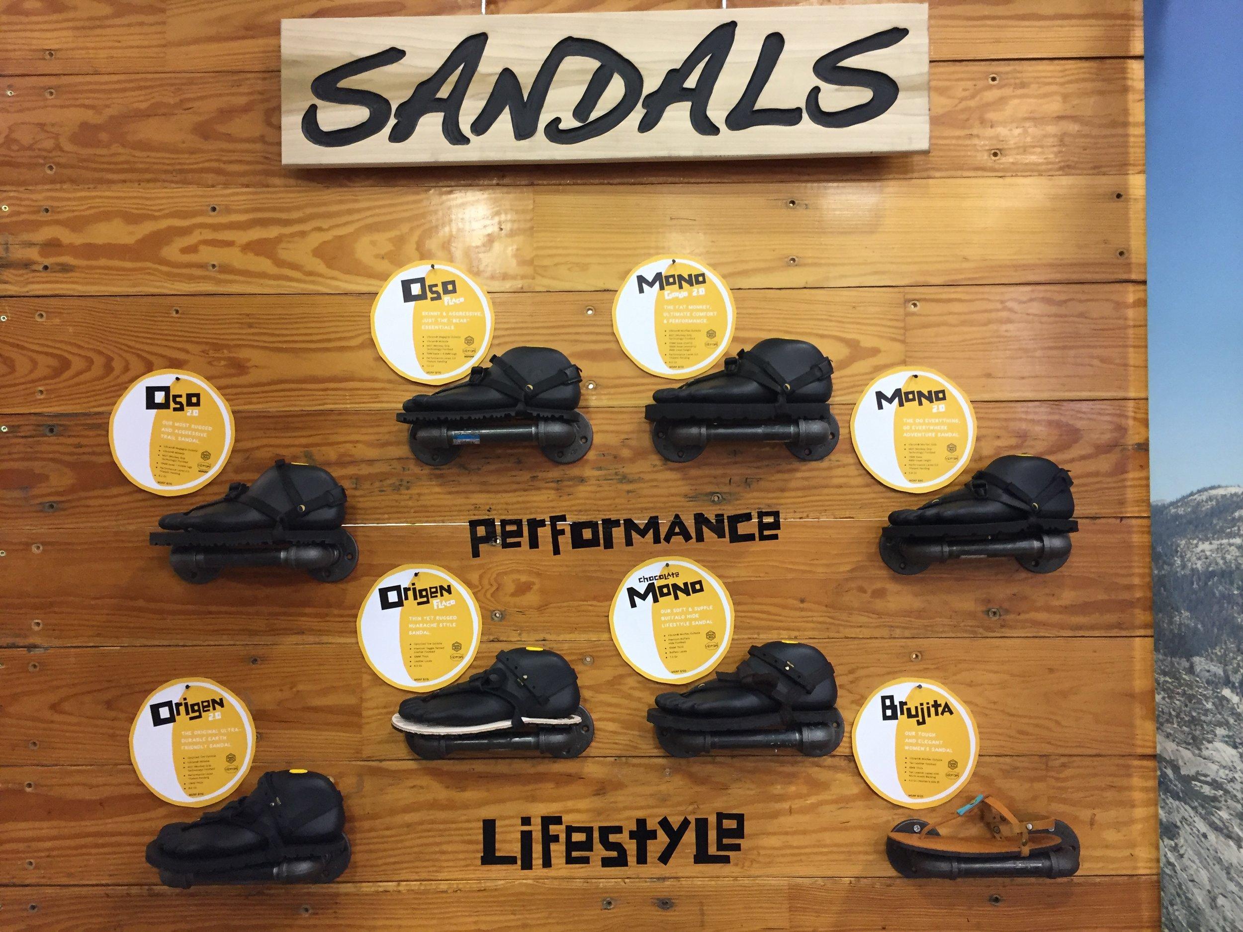 d8c57ef44ea9 FUEGO Y AGUA Announces LUNA Sandals Partnership — FUEGO Y AGUA ENDURANCE