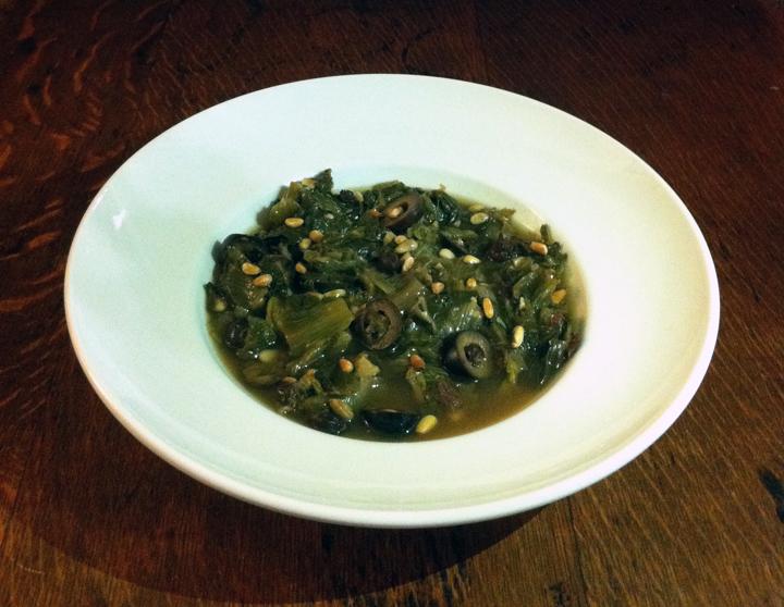 MInestra - Escarole Soup
