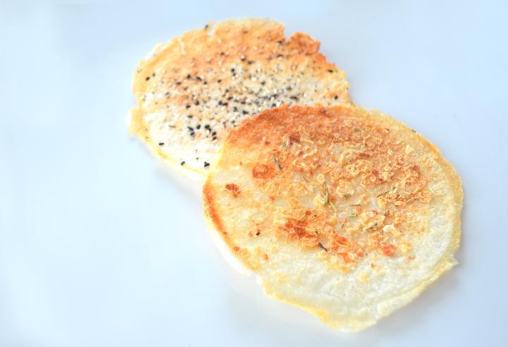 lentil rice Crispbreads