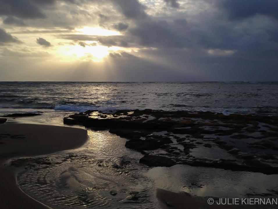 52-2-24 Mosaic Kauai Sunrise