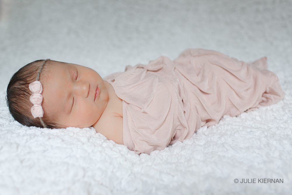 buffalo minnesota newborn portraits, posed baby pictures, julie kiernan photography