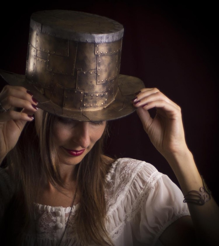 Steampunk Top Hat Tutorial