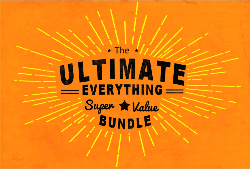 Hard To Decide??? - Let me recommend the Ultimate Bundle. Of course that's the one I want you to buy, it's the most expensive. But really, I do believe it is a really amazing value and it just gets better with every new pattern.