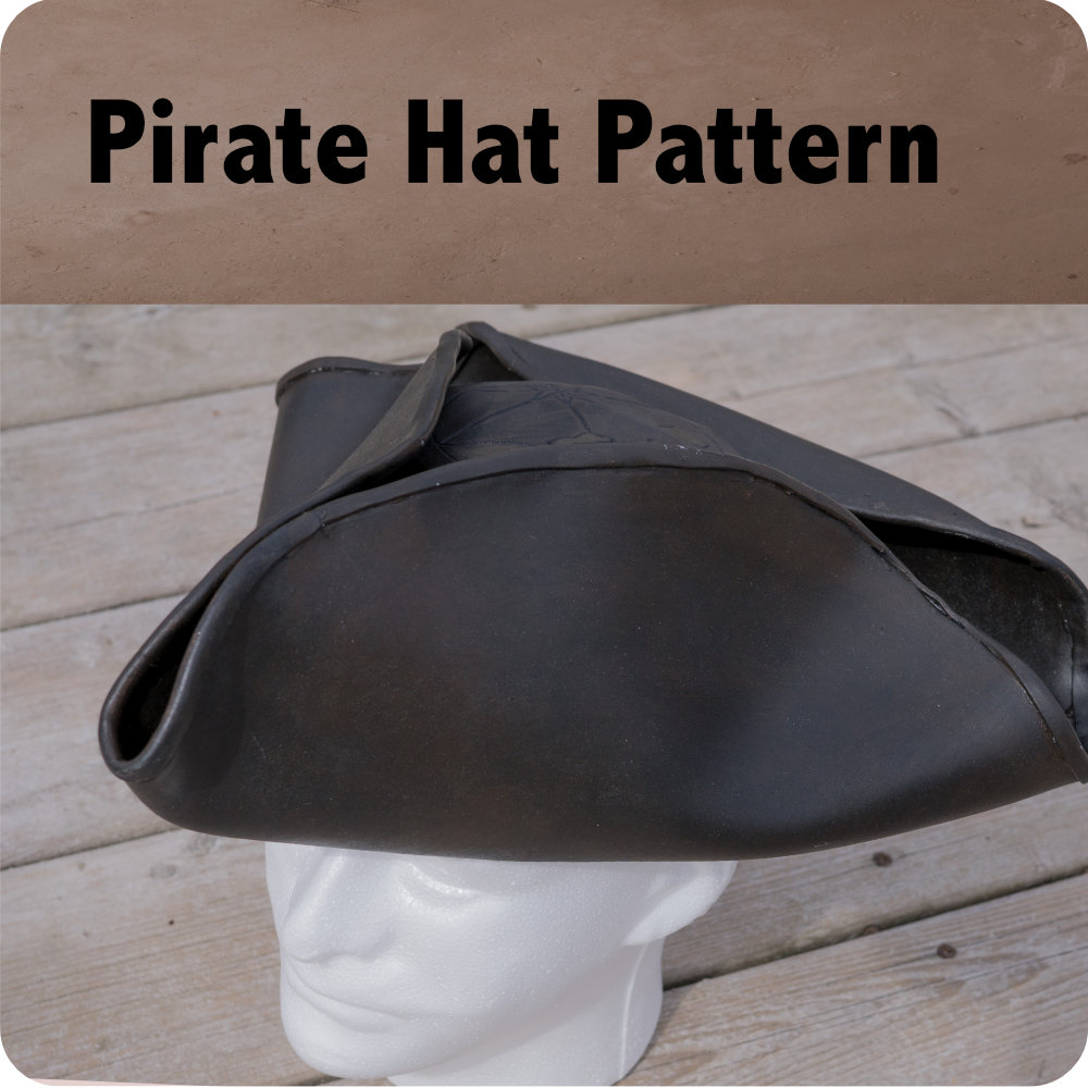 Pirate Hat Pattern Photo