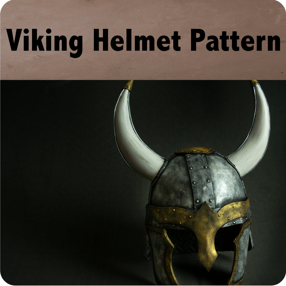 Viking Helmet Pattern Photo