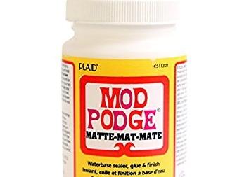 Mod Podge -