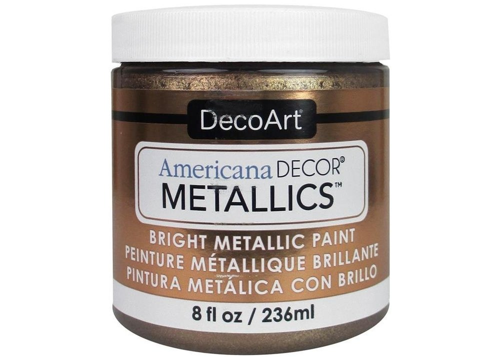 AmericanaDecor Metallics Antique Bronze  -