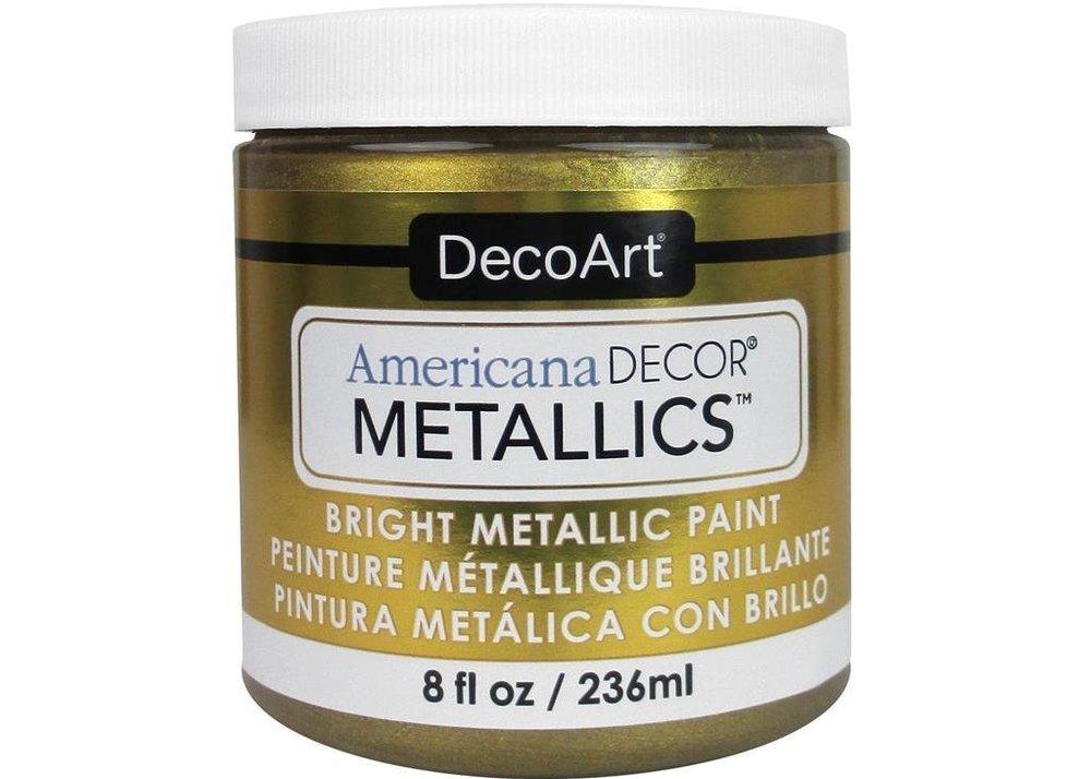 AmericanaDecor MetallicsVintage Brass -
