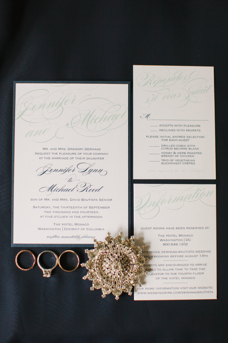 Typography Wedding Suite