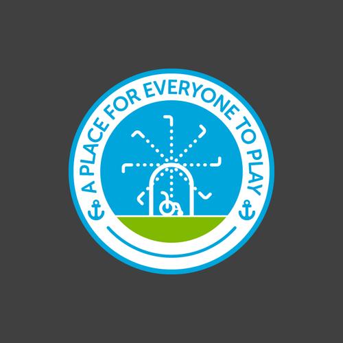 Logo for Playground Built for Disabled Children