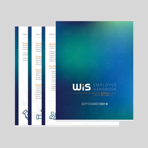 Employee Handbook Design for Wellesley Information Services