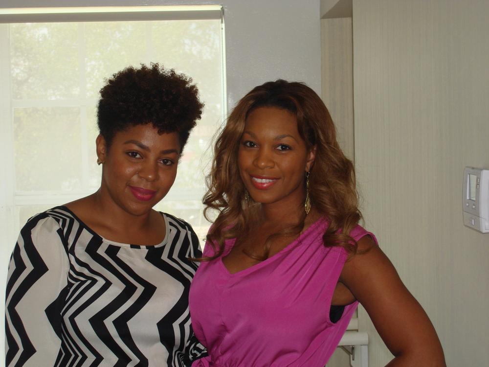 Michelle Madison & I