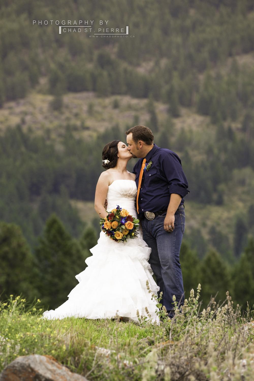 Brett and Amanda Larsen - Wardner/Fort Steele