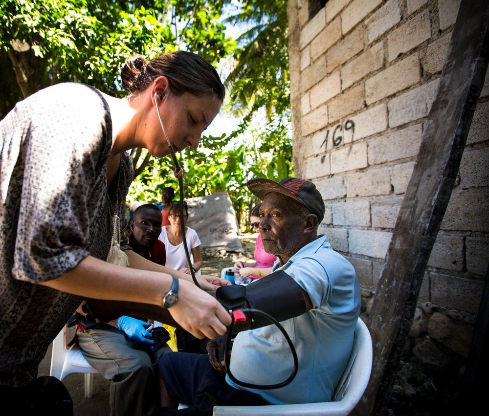 Haiti Cranbrook Community Clinic 2015 - A team of volunteers headed up by Dr. Bob Cutler from Cranbrook, BC travelled to Haiti this fall to continue working with Haiti Arise ministries...
