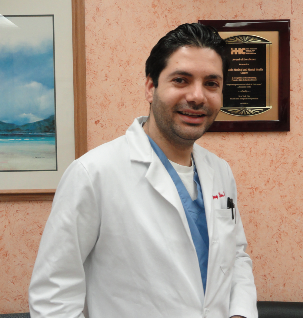 Rony Elias, MD   Director, Reproductive | Infertility