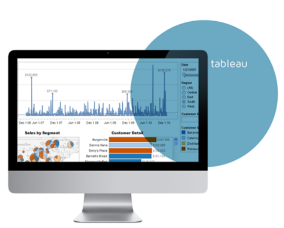 Click for more about Tableau.