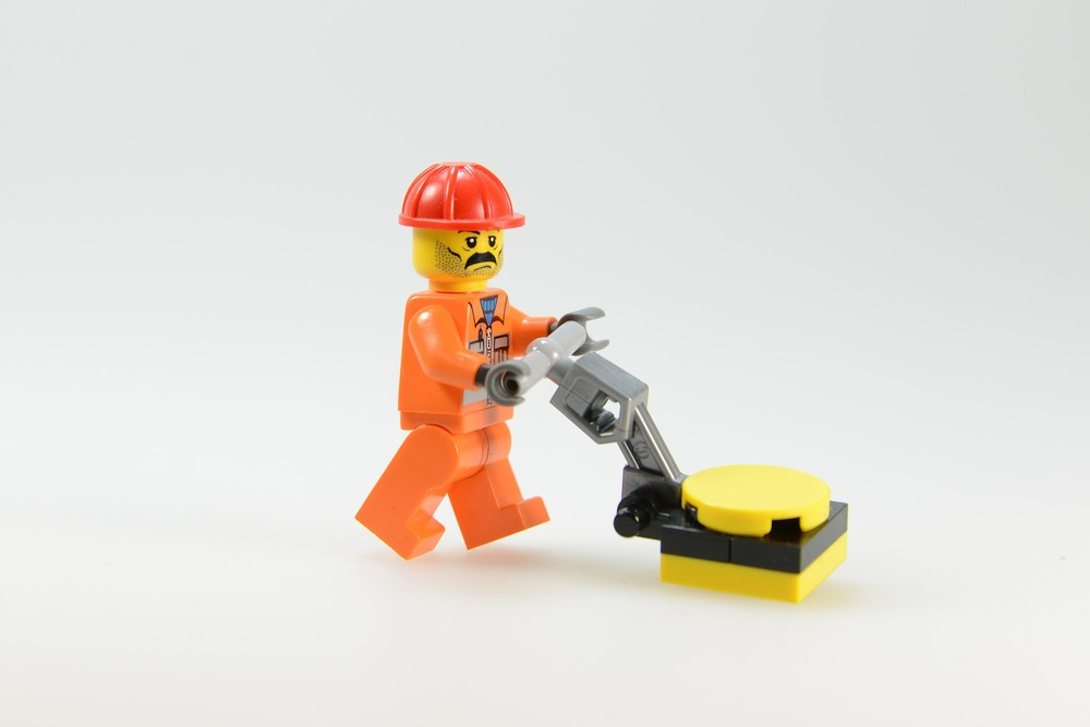 Lego Cleaner