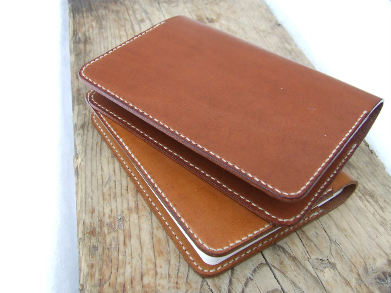 Latest Custom Notebook cases in tan and brown