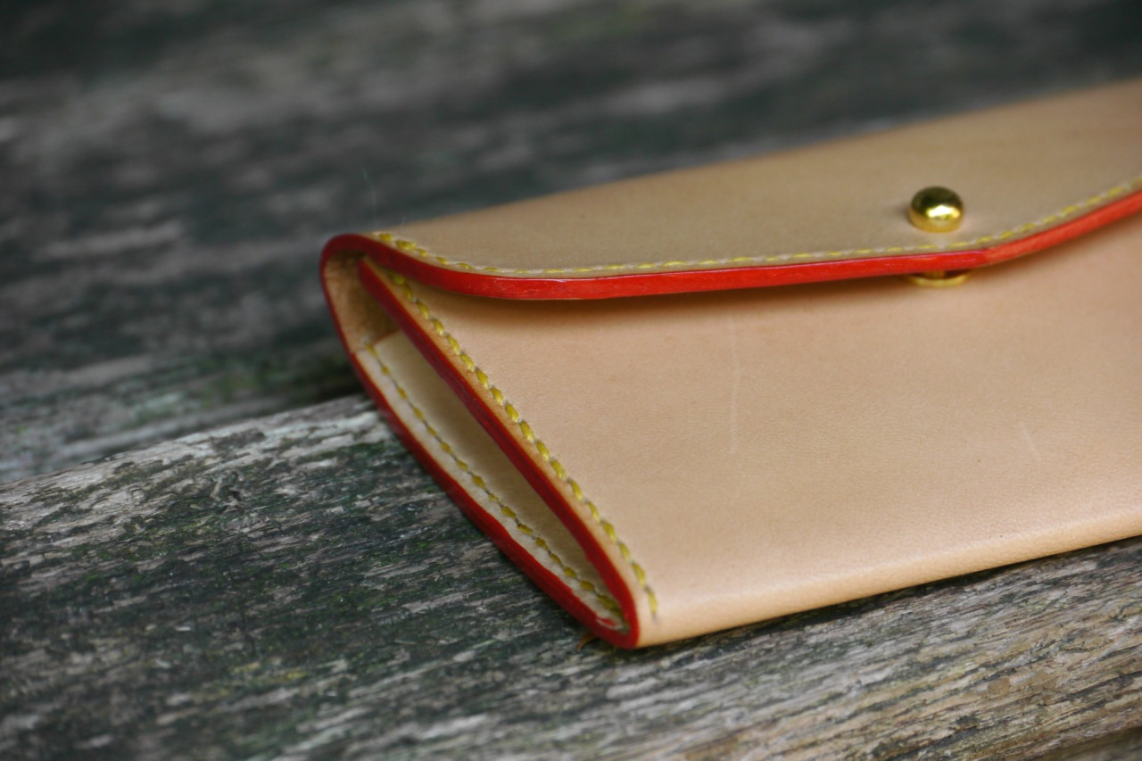 Wika's bespoke small purse