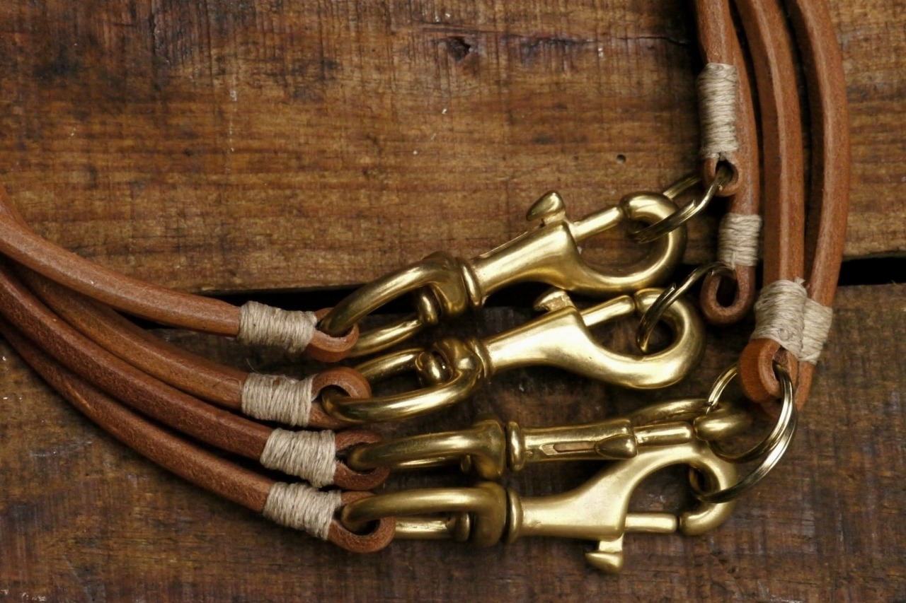 Key Reins in stock! http://mesleather.com/shop/keyrein