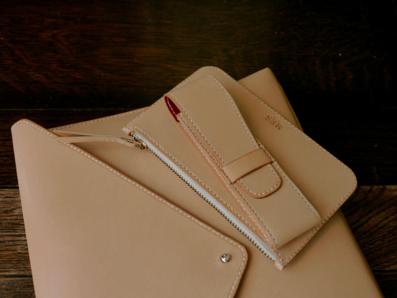 M.E.S new Mini Collection is now available to purchase online http://mesleather.com/specials/