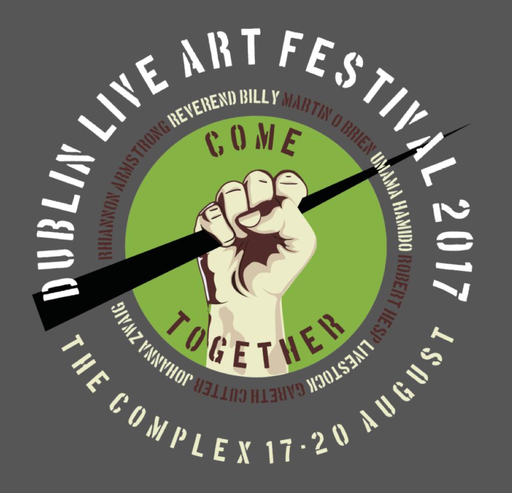 Dublin Live Art Festival 2017