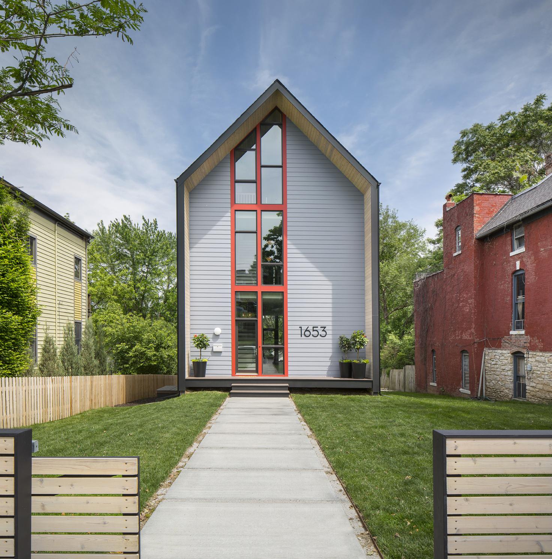 Modern House Kansas City