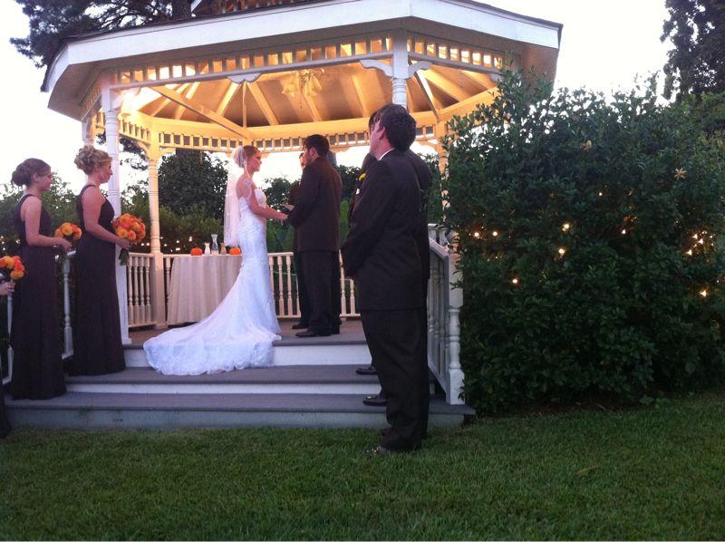 Brett's wedding!