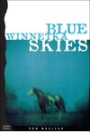 blue winnetka skies book cover