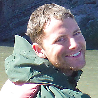 Owen Cunnane Qi Gong Practitioner & Expedition Leader