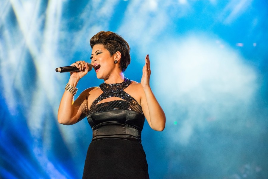 Tessanne Chin - Shaggy and Friends 2014