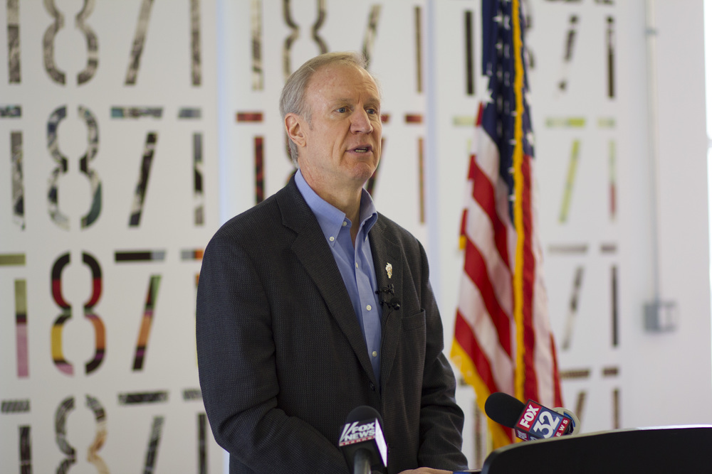 Bruce Rauner, 42nd Governor of Illinois