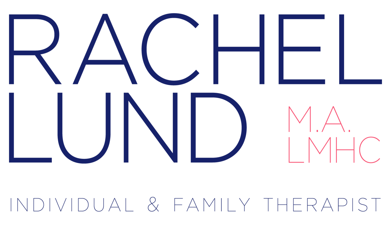 Rachel Lund Counseling