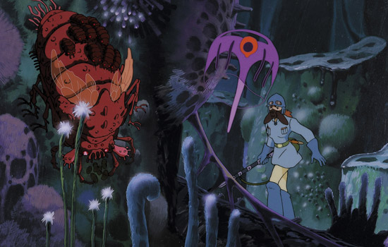 NAUSICAA OF THE VALLEY OF THE WIND (35mm)